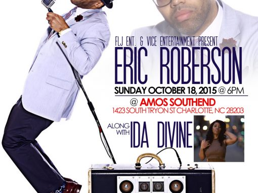 Eric Roberson @ Amos Southend