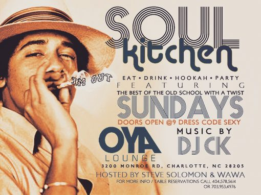 Soul Kitchen – Oya Lounge